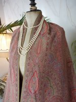 3 antique Paisley shawl 1860