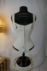 antique ferris Corset 1900