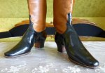 10 antique ridding boots 1890