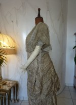 26 antique Maurice Mayer gown 1913