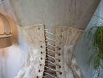 18 antique corset 1900