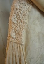 19 antique wedding dress