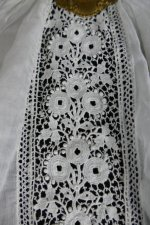 6 antique jabot 1910