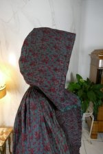14 antique hooded cape 1790