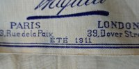 45 antique PAQUIN Coat 1911