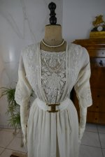 2 antique summer dress 1907