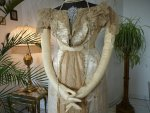 5 antique ball gown