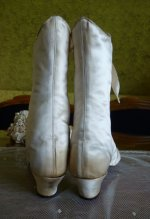 17 antique wedding shoes 1875