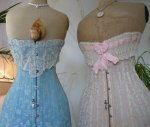 208 antique corset 1908