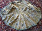 110 antique silk jacket 1750