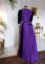 25 antique dress