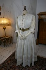 6 antique summer dress 1904