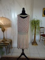 33 antique flapper dress 1926