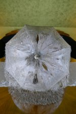 5 antique carriage umbrella 1865
