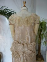 31 antique wedding gown 1923