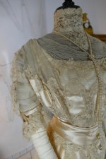 11 antique ball gown 1900