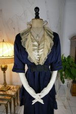 4 antique hobble skirt Dress 1913