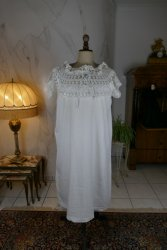 antique nightgown 1900