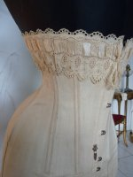 8 antique corset 1904