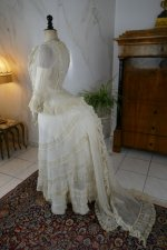 18 antique bustle lingerie 1880