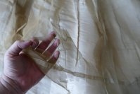 60 antique ball gown 1859