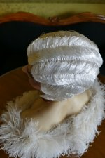 5 antique hair cloche 1920