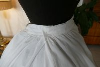10 antique petticoat 1862
