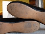22 antique romantic period boots 1930