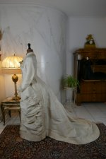 12 antique wedding dress 1878
