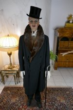 2 antique mens coat Herman Hoffmann 1925