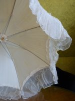 11 antique victorian parasol 1890