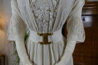 6 antique summer dress 1907