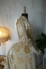 34 antique court dress 188