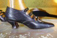 11 antique edwardian shoes 1901
