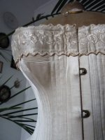 9 antique bridal corset