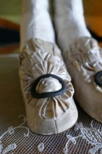 6 antique wedding boots 1855