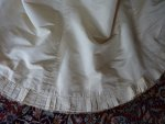 36 antique wedding gown 1874