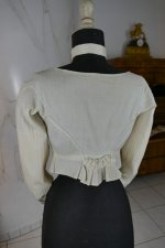 17 antique spencer jacket 1815