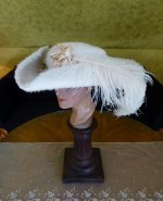 9 antique hat 1909