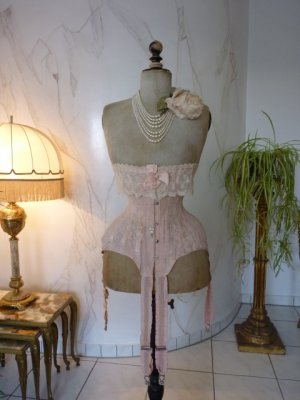 antique kabo corset 1901