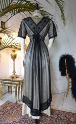 27 antique dress