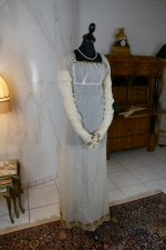 5 antique empire dress 1802