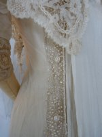 23 antique bridal gown