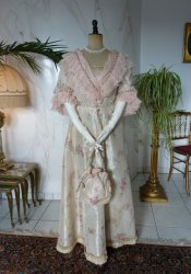 antique dress 1909