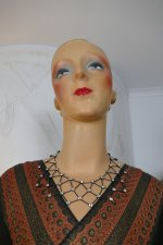 5 antique Siegel Mannequin 1932