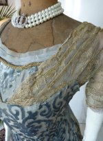 6 antique Ball gown 1909