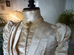 4 antique ROUFF Wedding Dress 1896