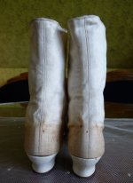 15 antique wedding boots 1875