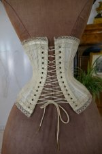 14 antique PD Marcel corset 1900