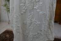 17a antique summer dress 1907